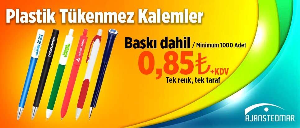 Plastik Tükenmez Kalemler, hediyelik kalem, hediyelik kalem seti